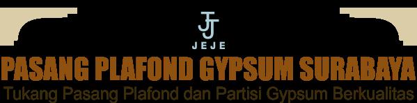 Jasa tukang Pasang Plafon Gypsum Surabaya