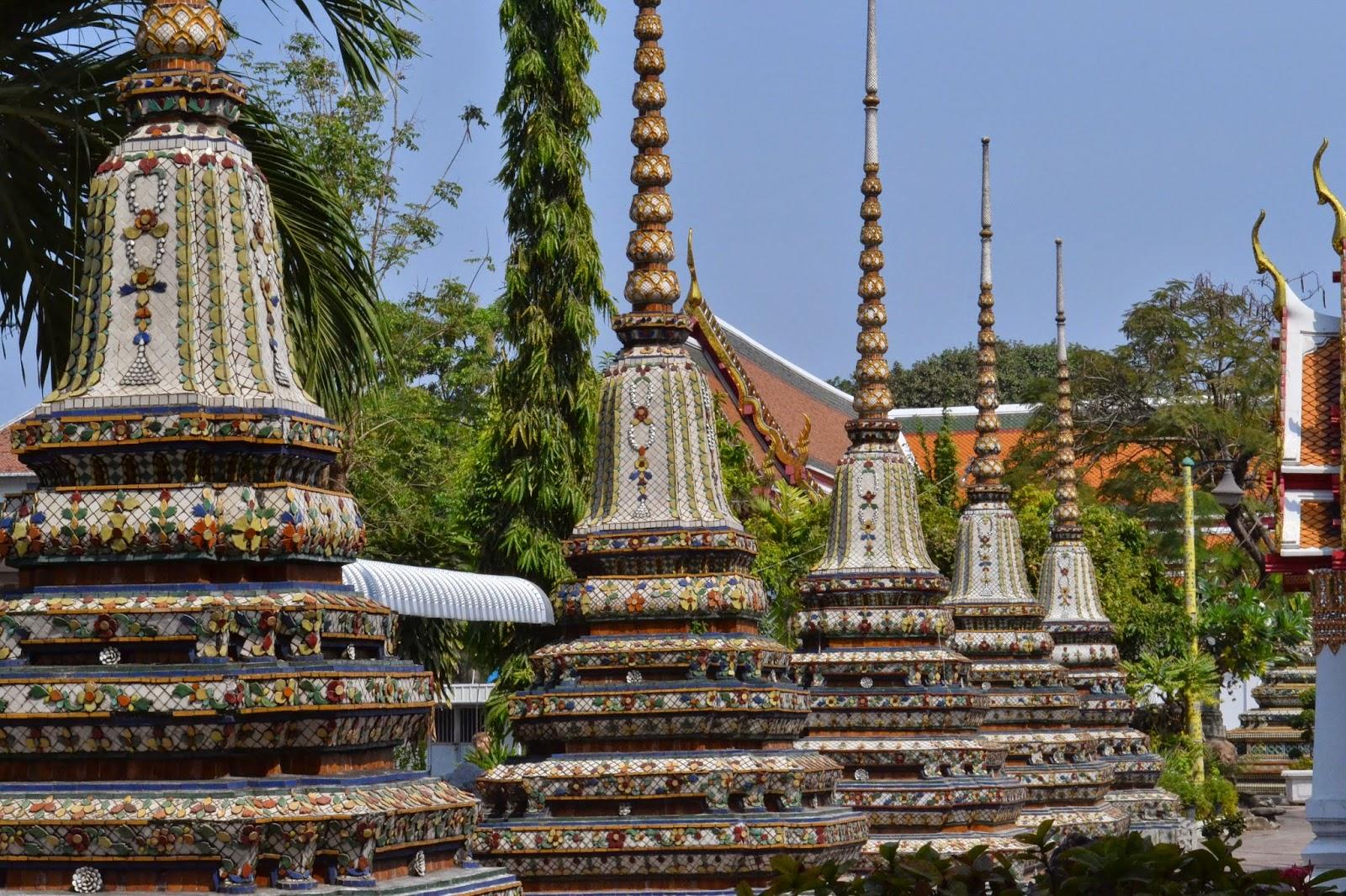 what pho,  bangkok, voyage, quartier des temples, temples