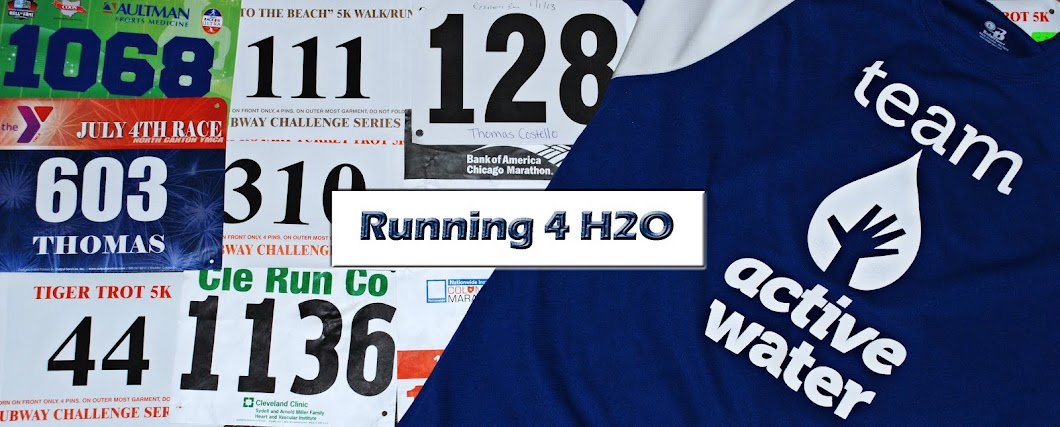 Running 4 H2O