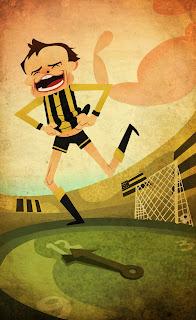 Aguirre y su gol en el último segundo