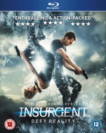 Insurgent (2015) BRRip Full Movie