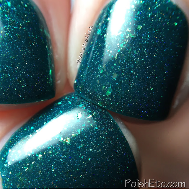 Pahlish - The Cake is a Lie Collection - McPolish - Dangerous Mute Lunatic
