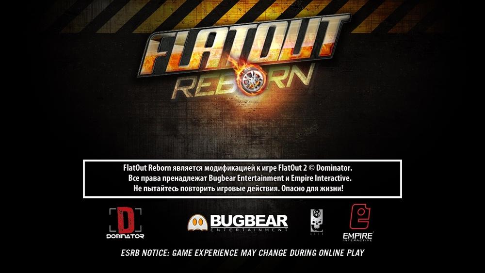 FlatOut 2 Reborn Download Poster