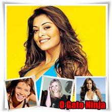 mulheres lindas de Gabriela