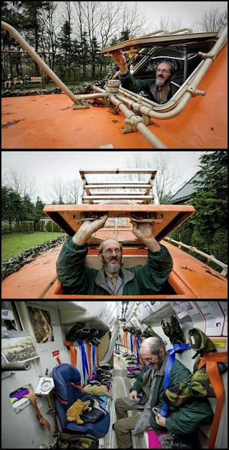 kapal pengangkut manusia sempena hari kiamat