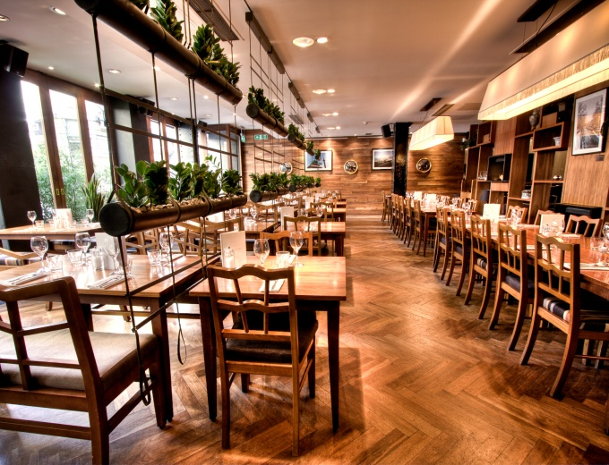 Review The Living Room W1 London On The Inside