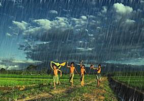 edit foto : cara membuat efek air hujan dengan photoshop |studio ...