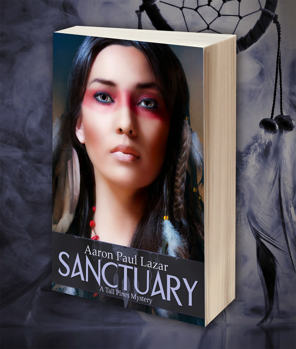http://www.amazon.com/Sanctuary-Tall-Pines-Mystery-Mysteries-ebook/dp/B00MU76KCS/ref=sr_1_1?s=books&ie=UTF8&qid=undefined&sr=1-1&keywords=sanctuary%2C+lazar