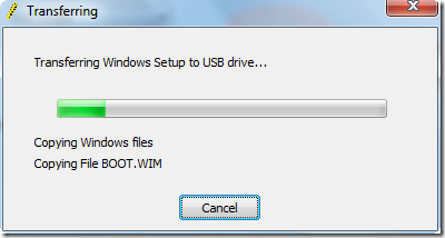 how to setup xp from pen drive artist 16