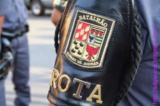 Cenas Fortes - ROTA mata quatro marginais na região de Ermelino Matarazzo, zona leste de São Paulo