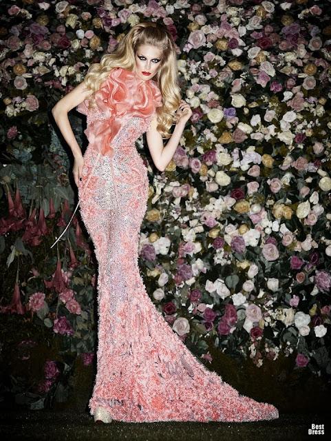 Vestidos de moda colección
