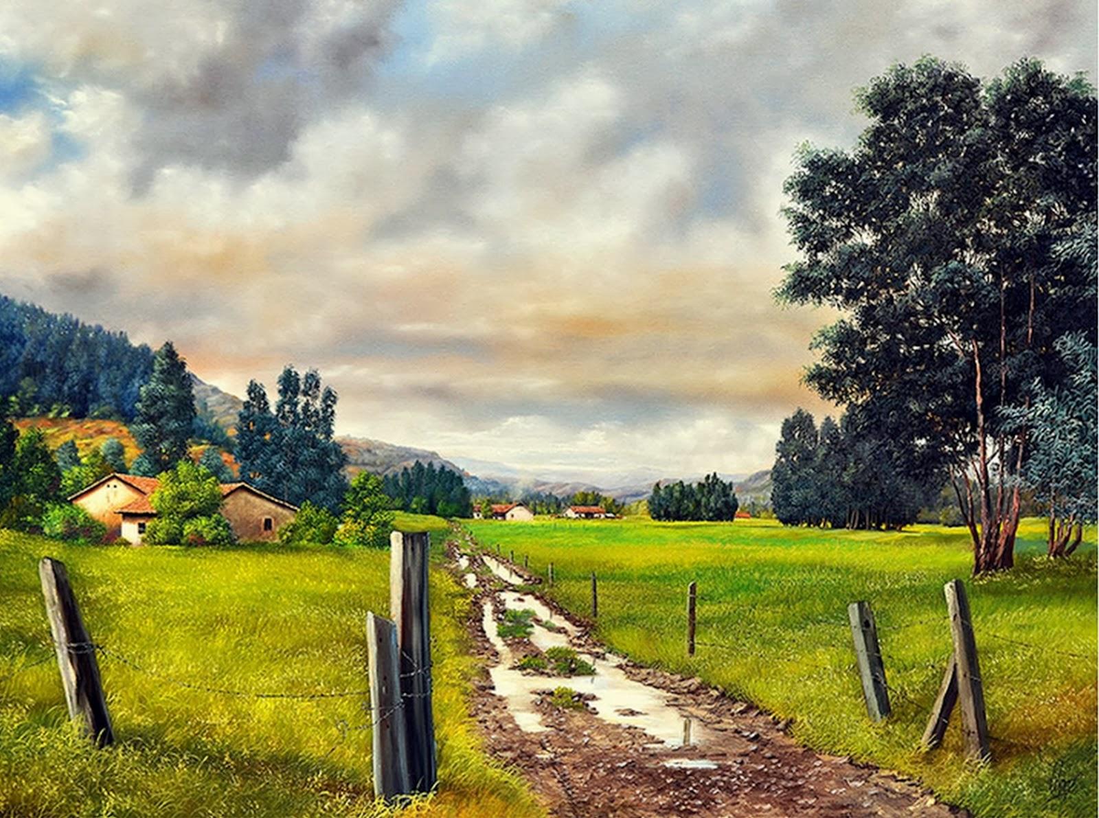 paisajes-campesinos-oleo