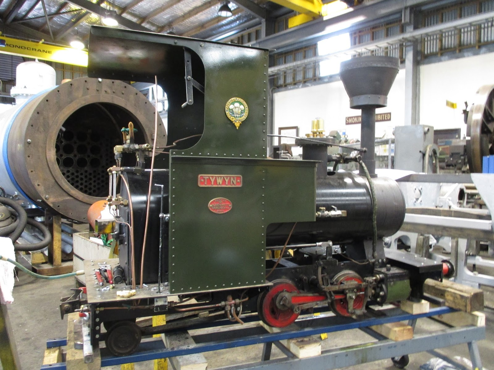 norm s engine puffing billy