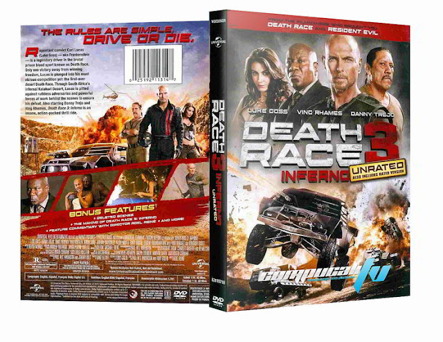 Death Race 3 DVD Full Español Latino