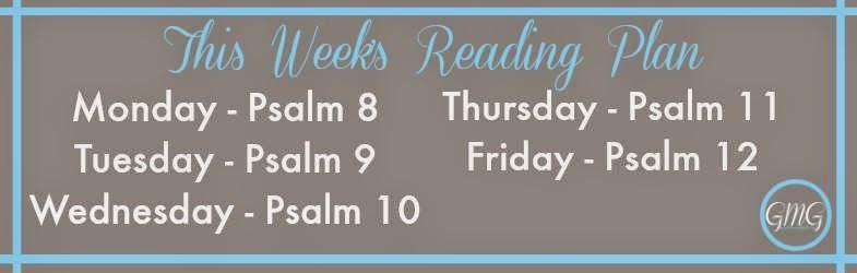 Psalms Reading Plan
