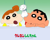#12 Crayon Shin-chan Wallpaper