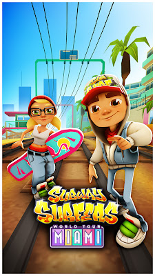 Descargar Subway Surfistas Miami v1.18.0 APK (Gratis)