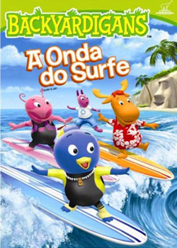 Backyardigans – A Onda Do Surf