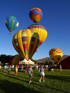 Balloon and Wine Festival