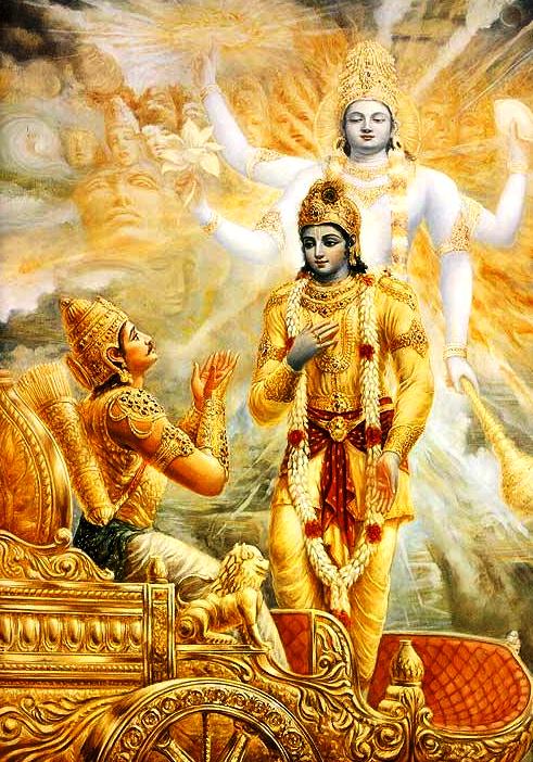 mahabharat shree krishna arjun - photo #9