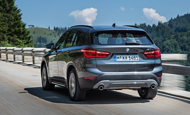 2017 BMW X1 Powertrain