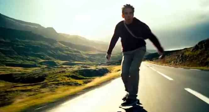 spełnianie marzeń czyli walter mitty jeździ po islandii na longboardzie