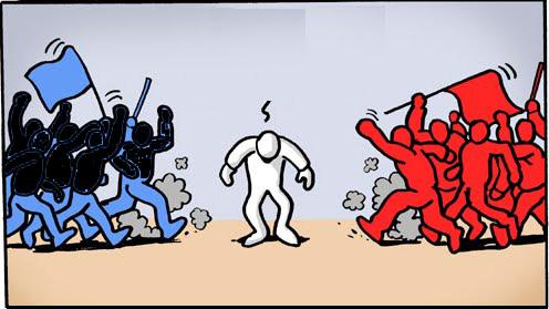 Resultado de imagen para venezuela despolitizacion