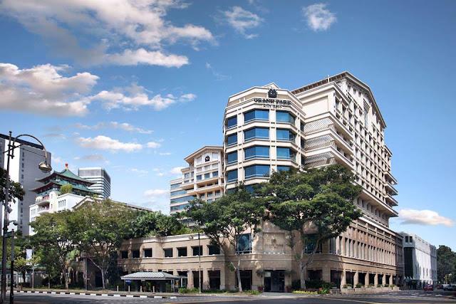 Grand Park City Hall Hotel Singapur