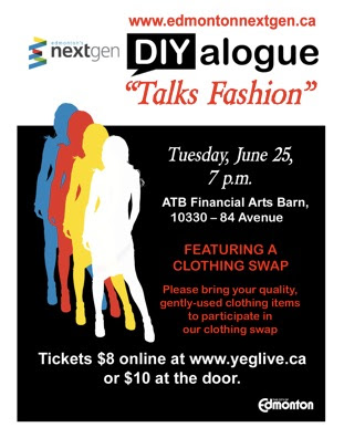 Edmonton's NextGen DIYalogue Talks Fashion | Retro Reporter