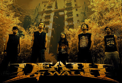 Death Of Wall Band Metalcore Medan Foto Logo Wallpaper