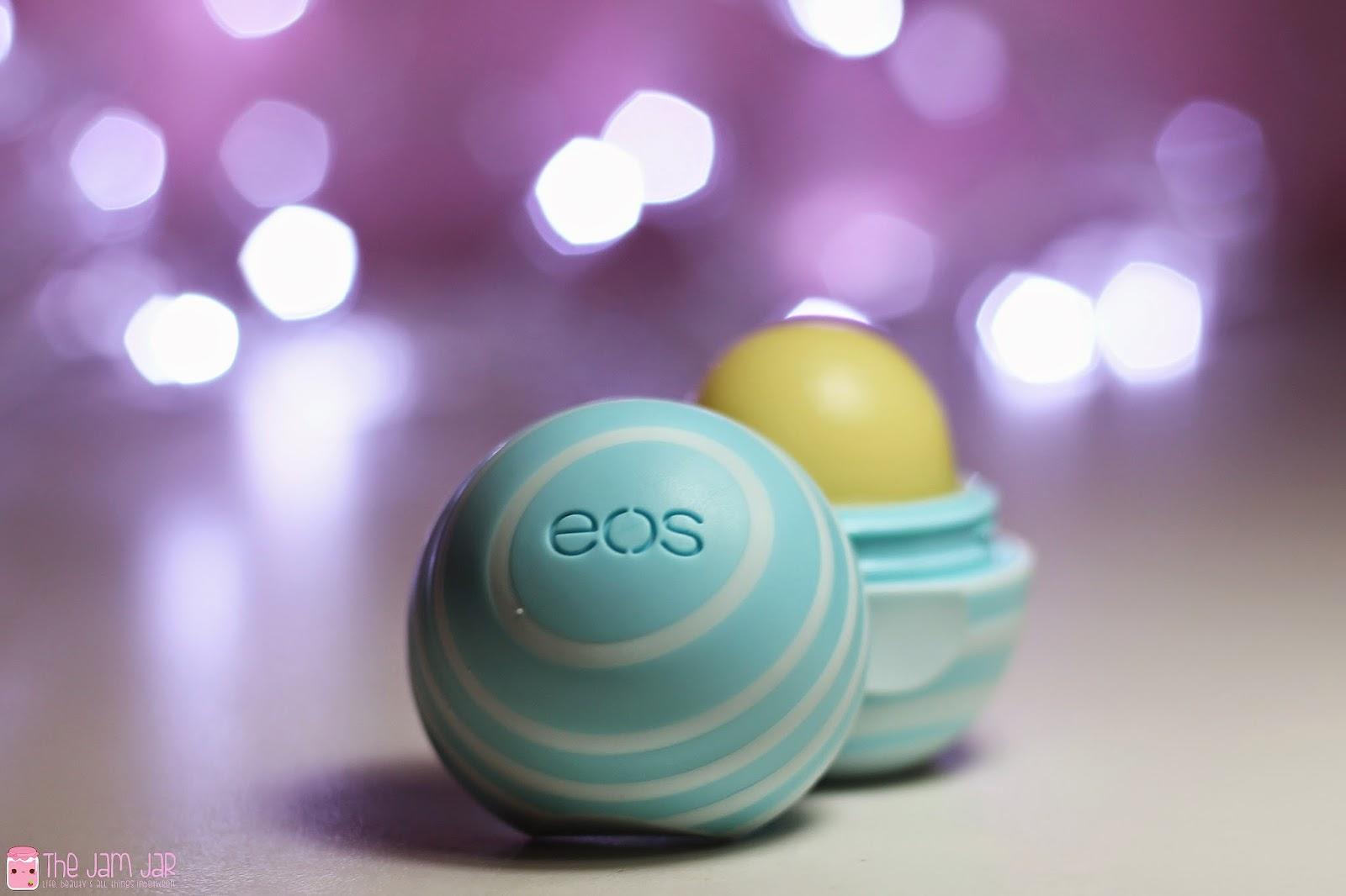 Eos Lip Balm Vanilla