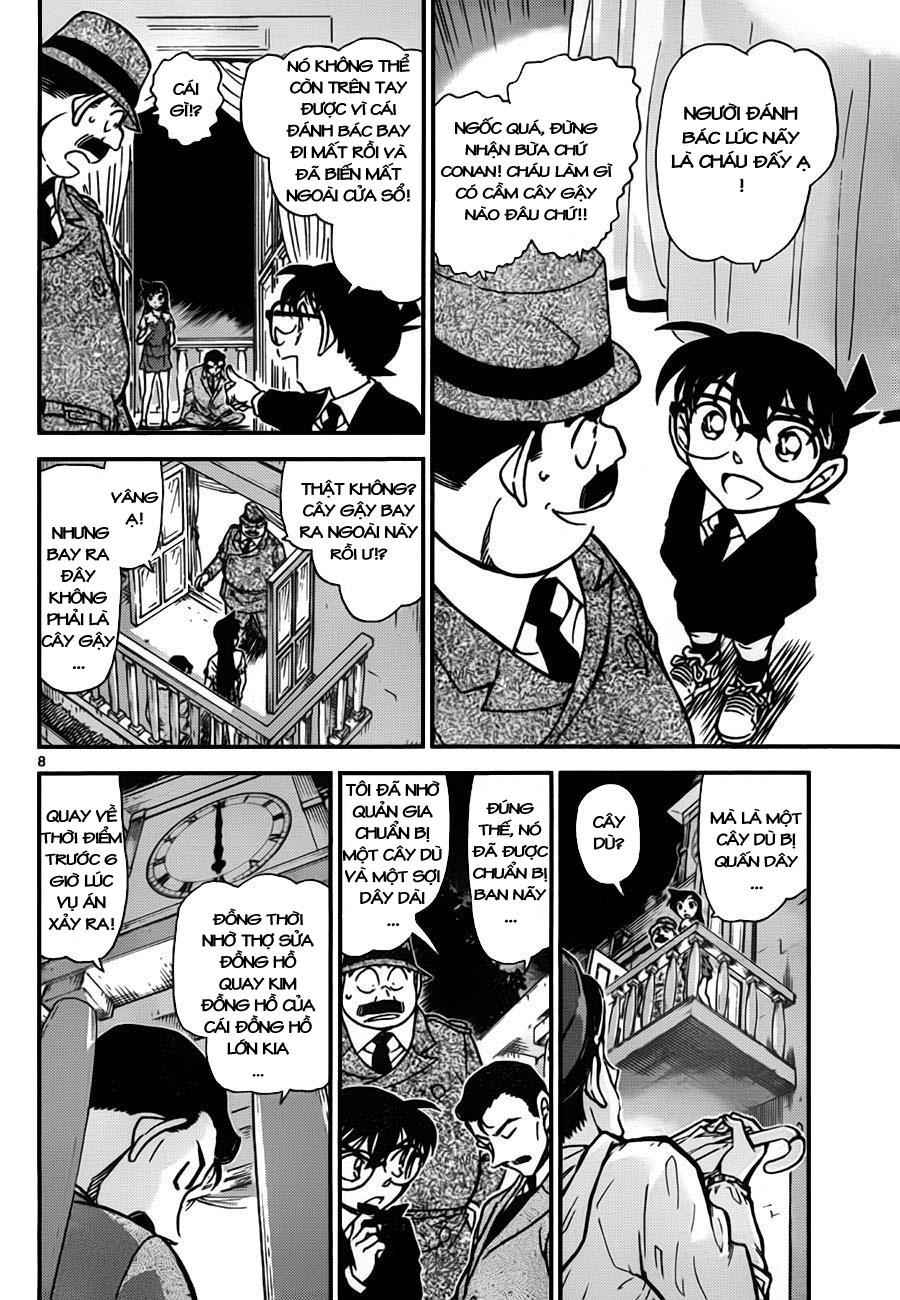Detective Conan - Thám Tử Lừng Danh Conan chap 764 page 9 - IZTruyenTranh.com
