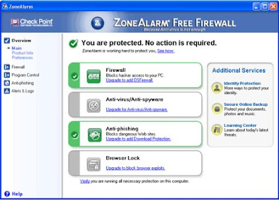 ZoneAlarm Free 10.2.081.000