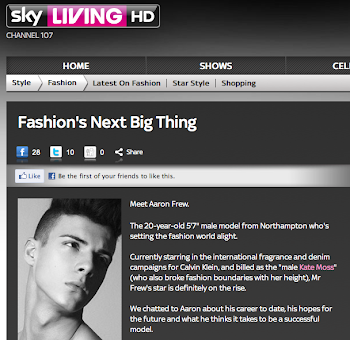 SKY LIVING TV