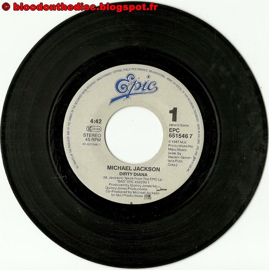 Dirty Diana Side 1