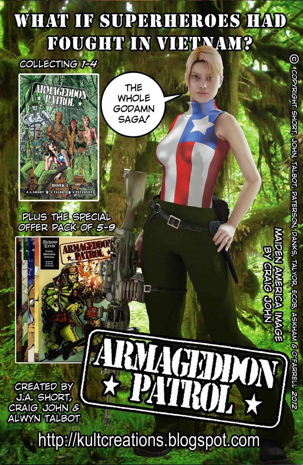 ARMAGEDDON PATROL AD