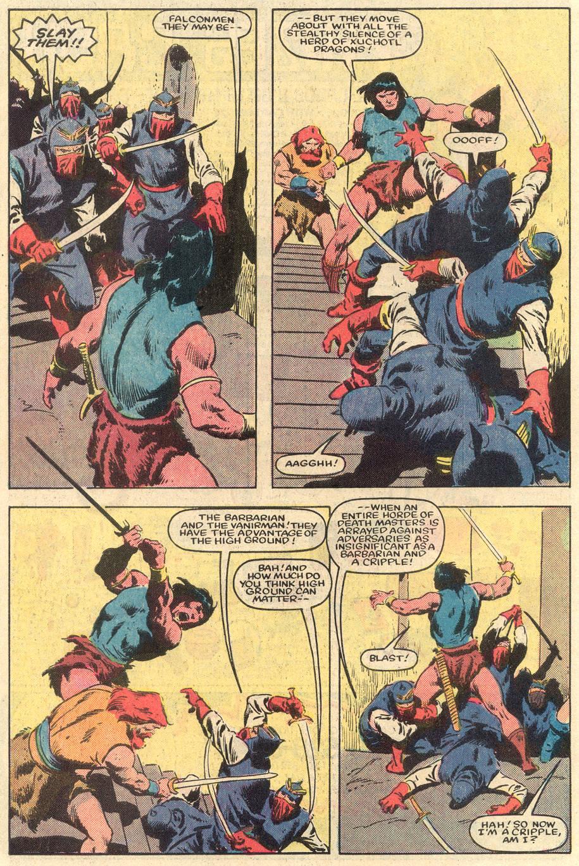 Conan the Barbarian (1970) Issue #162 #174 - English 7