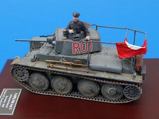 Panzer Kpfw. 38 t, Tristar 022, 1:35