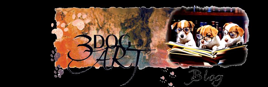 3DogArt Blog