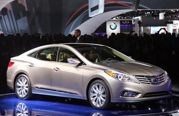 Novo Hyundai Azera 2015 chega nas lojas do Brasil com alterações no design