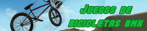 Juegos de bicis BMX