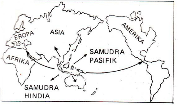 Letak Geografis dan Astronomis Indonesia