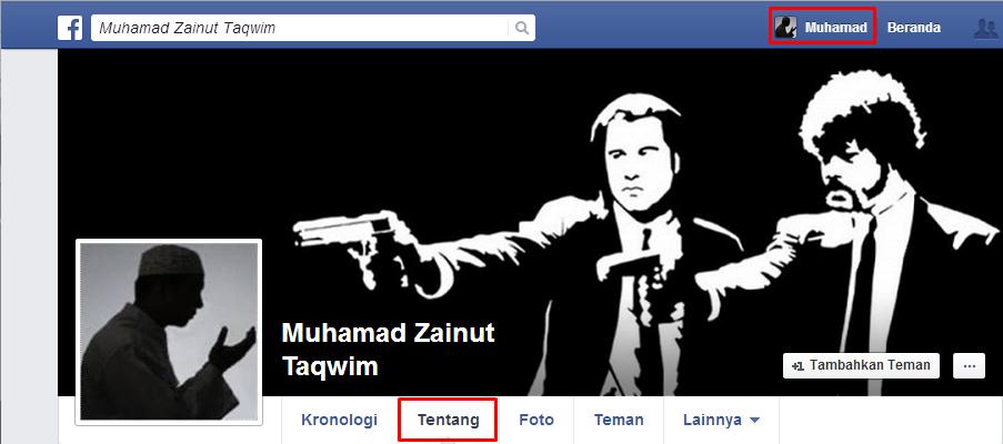 Cara Menyembunyikan Tombol Pesan Di Facebook