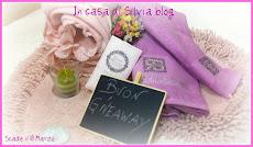 Partecipo volentieri al giveaway di Silvia