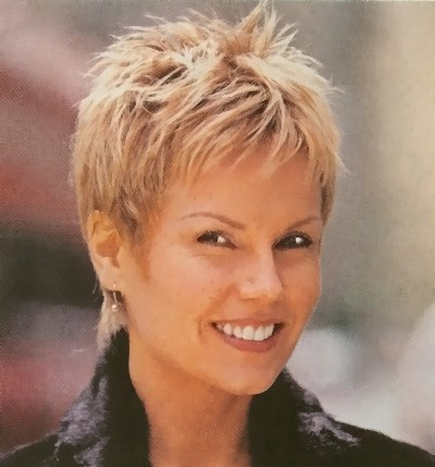 short trendy hairstyles zimbio fashionable short hairstyles top 10 ...