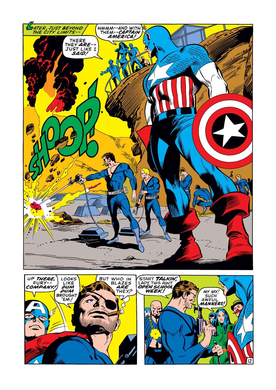 Captain America (1968) Issue #123 #37 - English 13