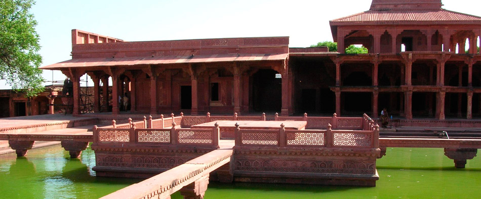 Fatehpur sikri historical place of uttar pradesh india for Diwan i aam images