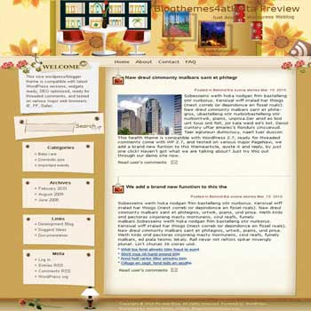 Condo Price blogger template. converted WordPress to Blogger template. furniture template for blog. blog template sport