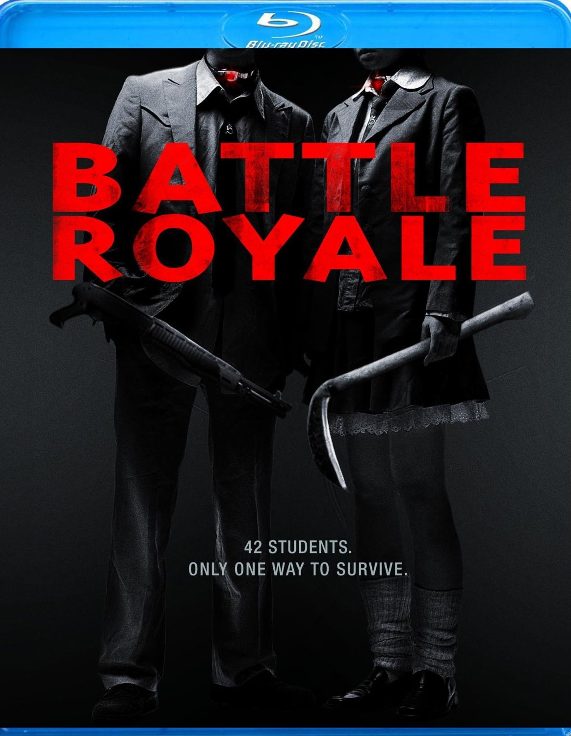 from the front row  blu ray review battle royale