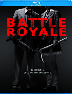 "Blu-ray Review | ""Battle Royale"""